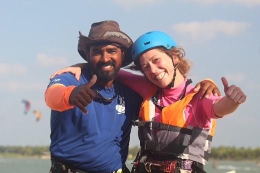Kitesurfing offer