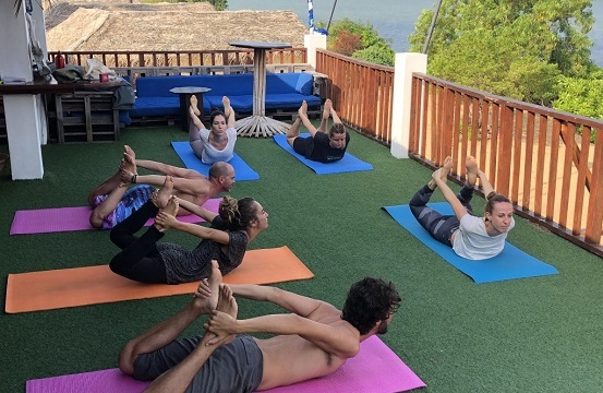 Yoga & Kite in Margarita Village